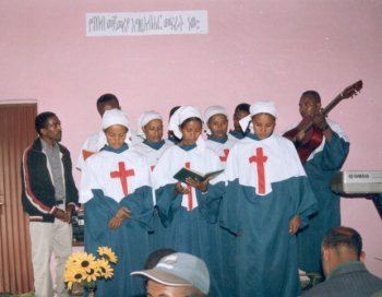 Prison Fellowship Choir