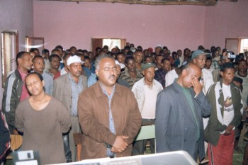 Prisoners Worshipping